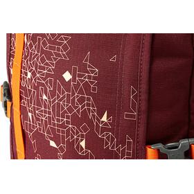 Haglöfs Tight Junior 15 Backpack Aubergine/Cayenne